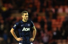 It's official: Manchester United captain Nemanja Vidic to leave club