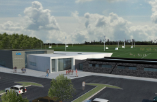 September 2015 the target for first game at GAA's new €9m facility in Blanchardstown