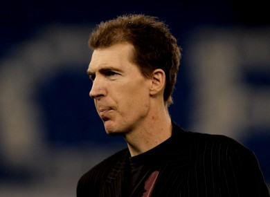 Jim Stynes passed away in 2012 following a long battle with cancer.