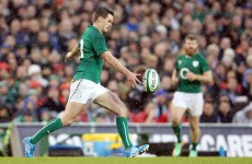 Analysis: Finding space the key to Ireland's kicking against Wales
