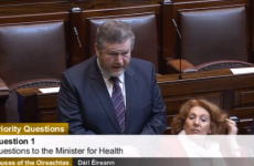 James Reilly: Rehab not subject to public pay policy
