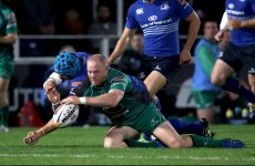 Neck surgery rules Connacht hooker Henry out for rest of season