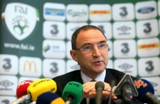 O'Neill eager to get down to business as Euro 2016 draw beckons