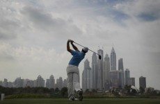 McIlroy lets it slip as Gallacher retains his Dubai crown