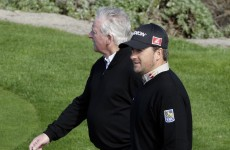 McDowell finds plenty of positives after his father-son weekend at Pebble Beach