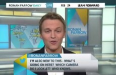Ronan Farrow tackles anti-gay laws, cannabis and Ukraine in MSNBC debut