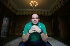 'To put it mildly, we got beaten up at Twickenham last time' – Rory Best