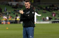 Roy Keane shows up at Ireland U17s training, gives 'inspirational' speech