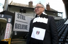 Magath: Change needed to be made at Fulham