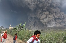 Victims engulfed in ash as volcano kills at least 15