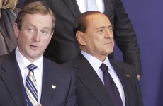Silvio Berlusconi is not allowed to come to Dublin