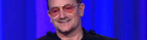 Bono: 'The Irish people bailed the Irish people out'