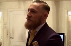'Conor is a natural' – McGregor documentary premieres tonight