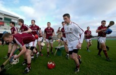 Here are the Galway hurling and football sides for tomorrow's league clashes