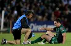 The 19th century foot injury that hobbled two Connacht back-row stars this season