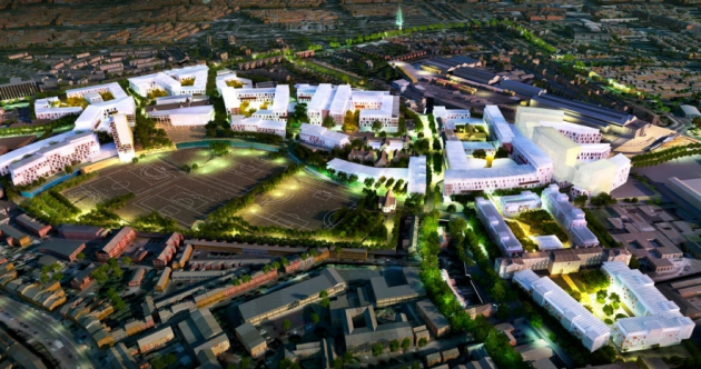 New DIT campus will 'radically change the face of Dublin's north inner city'