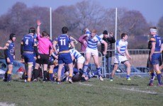 Codyre double ensures Garbally grind way into Connacht Senior Cup final at expense of Marist