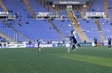 Lazio lose at near-empty stadium as irate fans ramp up protest against president