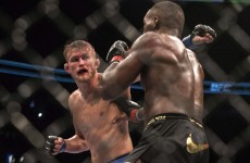Uncaged: D-Day for Seery as UFC touches down in London town