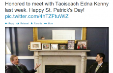 Edna strikes again: US politician Paul Ryan misspells Taoiseach's name in tweet