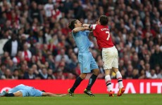 As it happened: Arsenal v Man City, Premier League