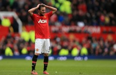 'Storm will pass and the sun will rise again' claims Mata after Man United no-show