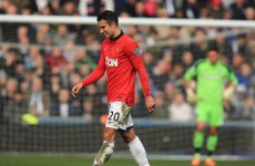 I feared Van Persie red card, admits Moyes