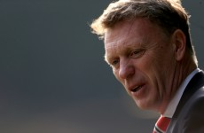 David Moyes: Liverpool are favourites tomorrow