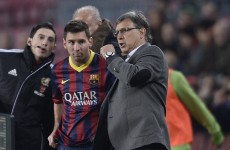 Tata Martino to leave Barcelona at end of the season – reports