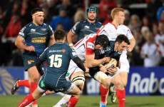 Stephen Ferris back with a bang as Ulster grab bonus point win