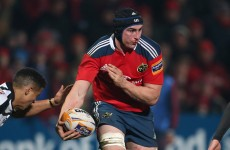 David Wallace: 'Angry Munster will play with a massive chip on their shoulder'