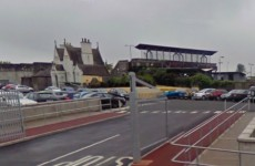 A man has died after being struck by a train in Kildare