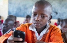 Mobile phones found to help boost literacy rates in developing countries