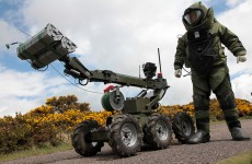 50 bomb disposal call-outs this year – 34 fewer than last year
