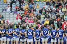 Here's the Cavan side for Saturday's Division 3 football league final against Roscommon