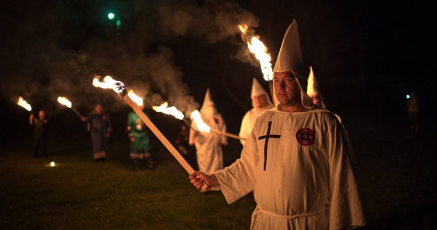 The Ku Klux Klan in modern day America