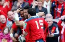 Six-try Munster destroy Toulouse en route to Heineken Cup semi-final