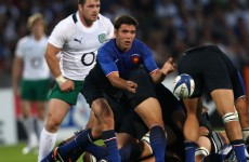 Ex-France scrum-half Dimitri Yachvili to retire at the end of the season