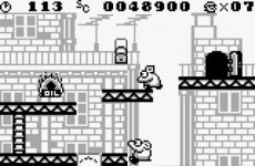 9 original gameplay screens only former Game Boy owners will understand