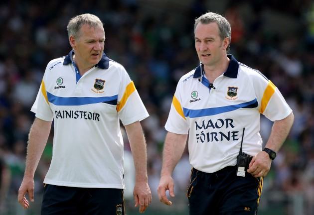 Eamon O'Shea and Michael Ryan
