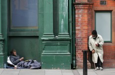 Rough sleeper numbers up as Dublin's inner city hits 'crisis point'