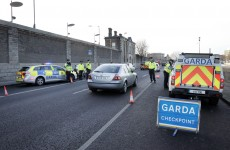 Gardaí have issued 45,000 penalty points notices this year