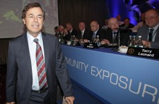 Shatter not invited to GRA conference to avoid 'giving him a platform for spin'