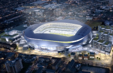 Spurs considering move to Wembley during building of new ground