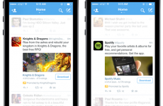 Twitter takes more inspiration from Facebook by pushing mobile app ads