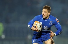 Leinster go for Jimmy Gopperth at out-half ahead of difficult trip to Toulon