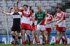 McIver names his Derry side to dethrone the Dubs