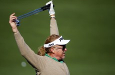 Blixt, Jimenez and Lyle share early Masters edge