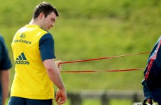 Ryan a major doubt for Toulouse clash as Munster remain un