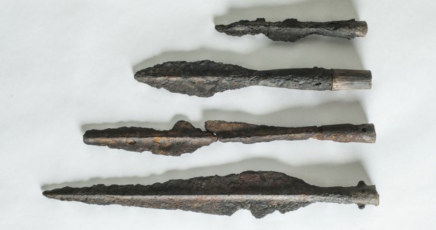 These Viking artefacts and logboats have been found in Galway